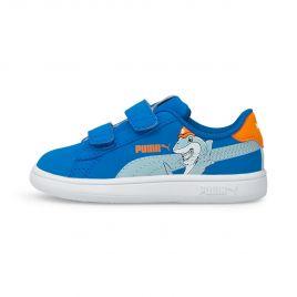 Pantofi sport Puma Smash V2 Lil V Copii