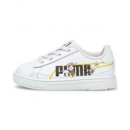 Pantofi sport Puma Peanuts Serve Pro Ac Inf Copii