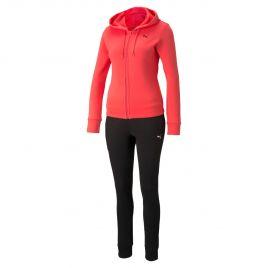 Trening sport PUMA Classic Hooded Sweat Suit FL Femei