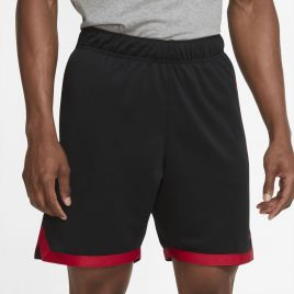 Sort Nike M J JUMPMAN GFX KNIT SHORT Male