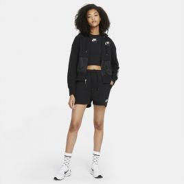 Sort Nike W NSW AIR SHORT FLC HR Female