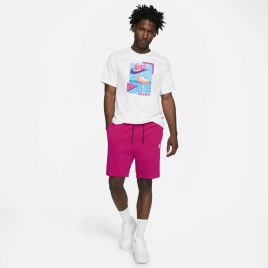 Tricou Nike M NSW TEE BEACH FLAMINGO Male