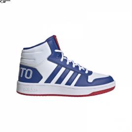 Pantofi sport adidas Performance HOOPS MID 2.0 K