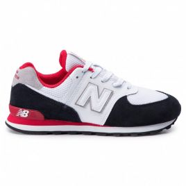 Pantofi sport New Balance 574 SUEDE/MESH JR