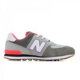 Pantofi sport New Balance 574 GS SUEDE MESH